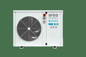 Unité transcritique Inverter iCOOL CO2 5 CO2 MT