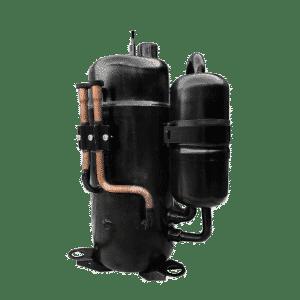 Compresor hermético rotativo C-7RVN113M0A