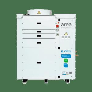 Unité transcritique Inverter iCOOL CO2 MAX 15 CO2 MT/LT