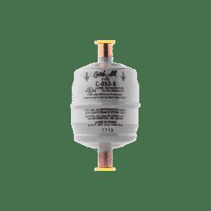 Filtr odwadniacz hermetyczny C-052