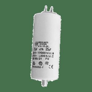Condensador permanente 25μF/450V