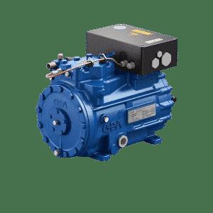 Compresor semi-hermético pistón EX-HGX22e/125-4S