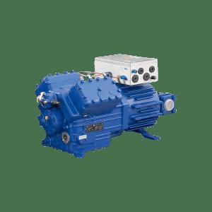 Compresor semi-hermético pistón EX-HGX6/1240-4S