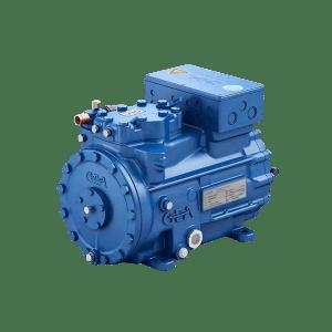 Compressore a pistoni semi-ermetico HGX22e/125-4 S