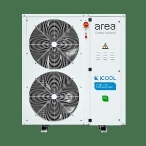 iCOOL Unità condensatrici Inverter Silent Area