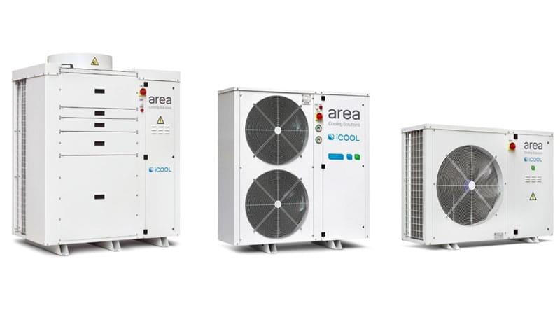 iCOOL CO2, Inverter refrigeration condensing units